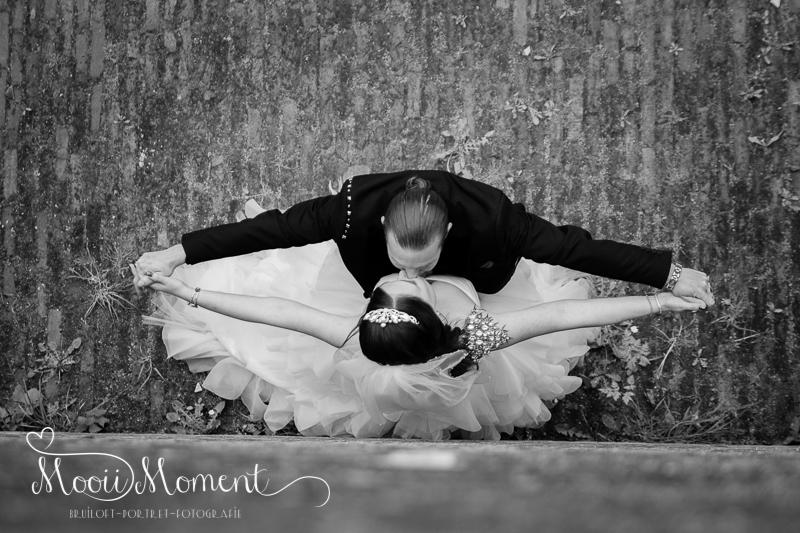 Bruiloft Naarden Rachelle & Jamie 15-05-2015