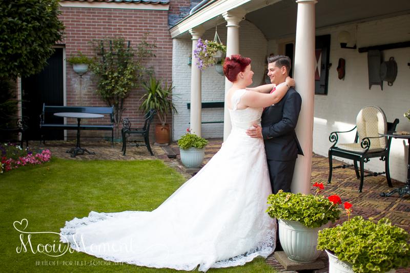 Bruiloft Alkmaar augustus 2015