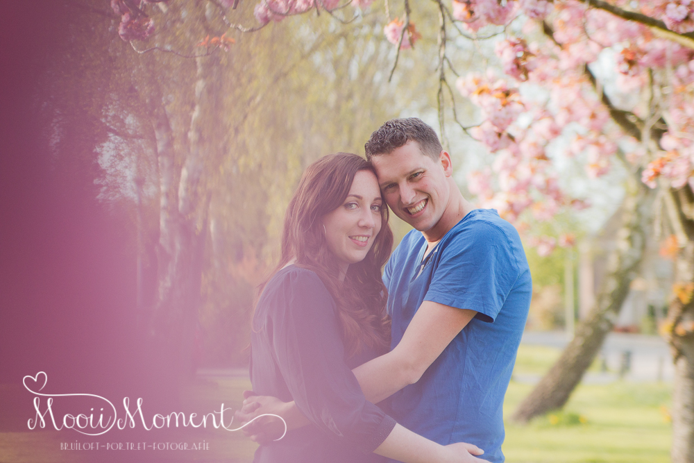 Loveshoot/ preweddingshoot Hoogwoud
