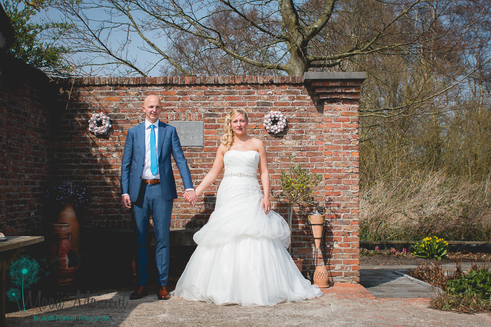 Bruiloft Amsterdam 10-04-2015