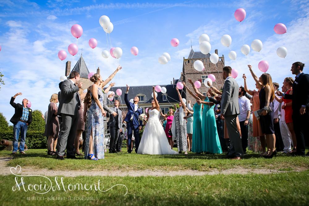 Bruiloft Heemskerk | 29-06-2015 | Rick & Bianca