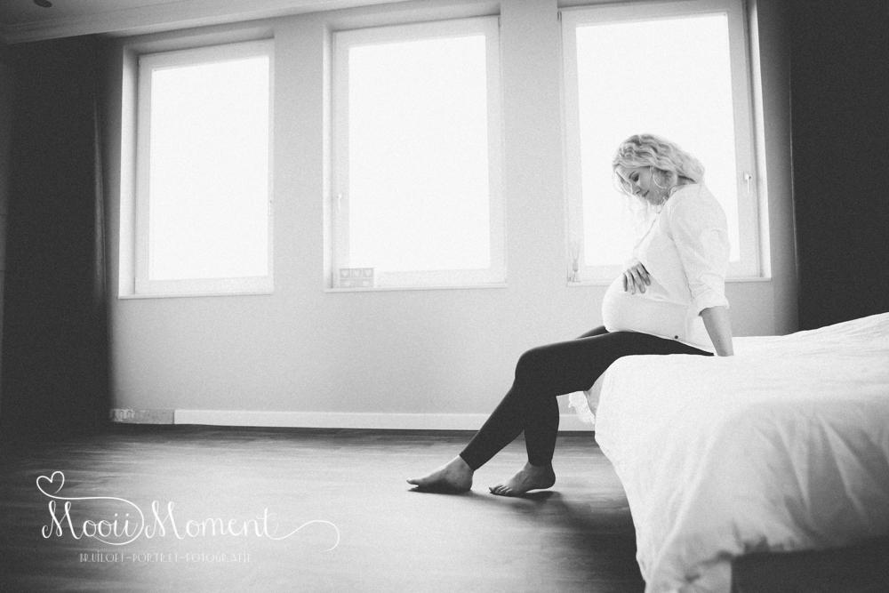Zwangerschaps lifestyle reportage | Marieke