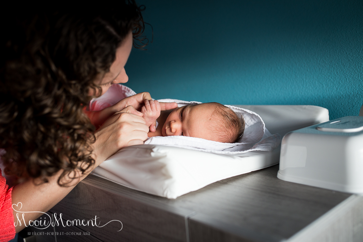 Newborn Lifestyle | Joost & Linda | Almere