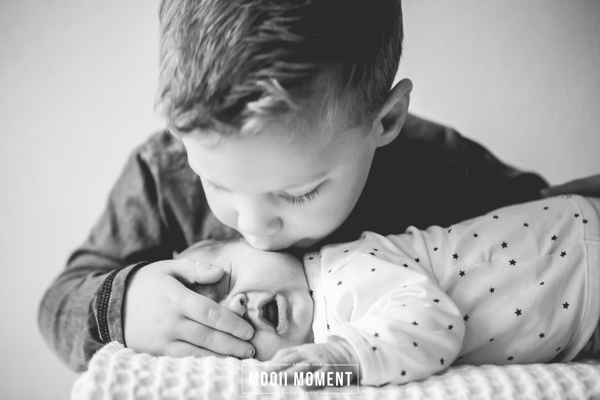 Newborn lifestyle shoot Medemblik
