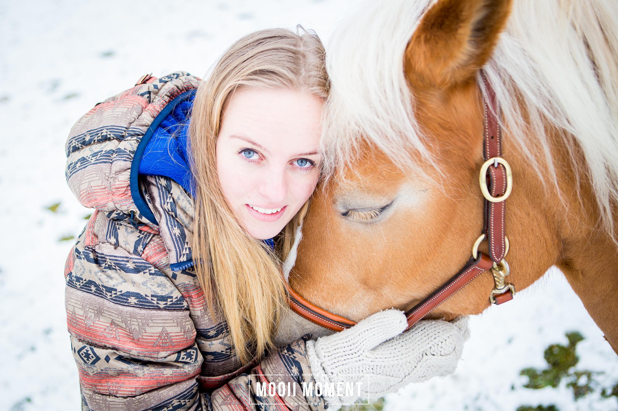 Paardenshoot || Shakira en Josine ||