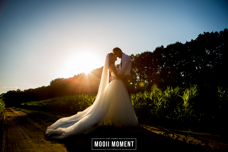 Bruiloft Joost & Lieke || De Woeste hoeve