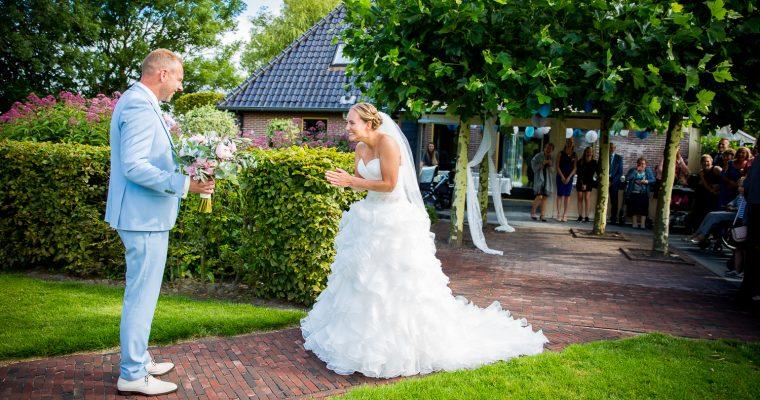 Bruiloft Laura & Jannick    28-07-2017    Castricum, Restaurant Het Ruiterhuys