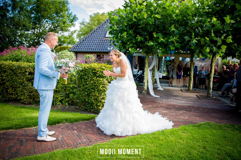 Bruiloft Laura & Jannick || 28-07-2017 || Castricum, Restaurant Het Ruiterhuys