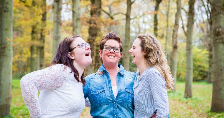 Familie reportage    Fotoshoot op landgoed Beecksteijn