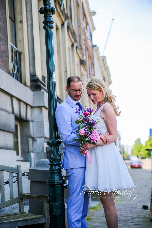 Bruidsreportage Haarlem