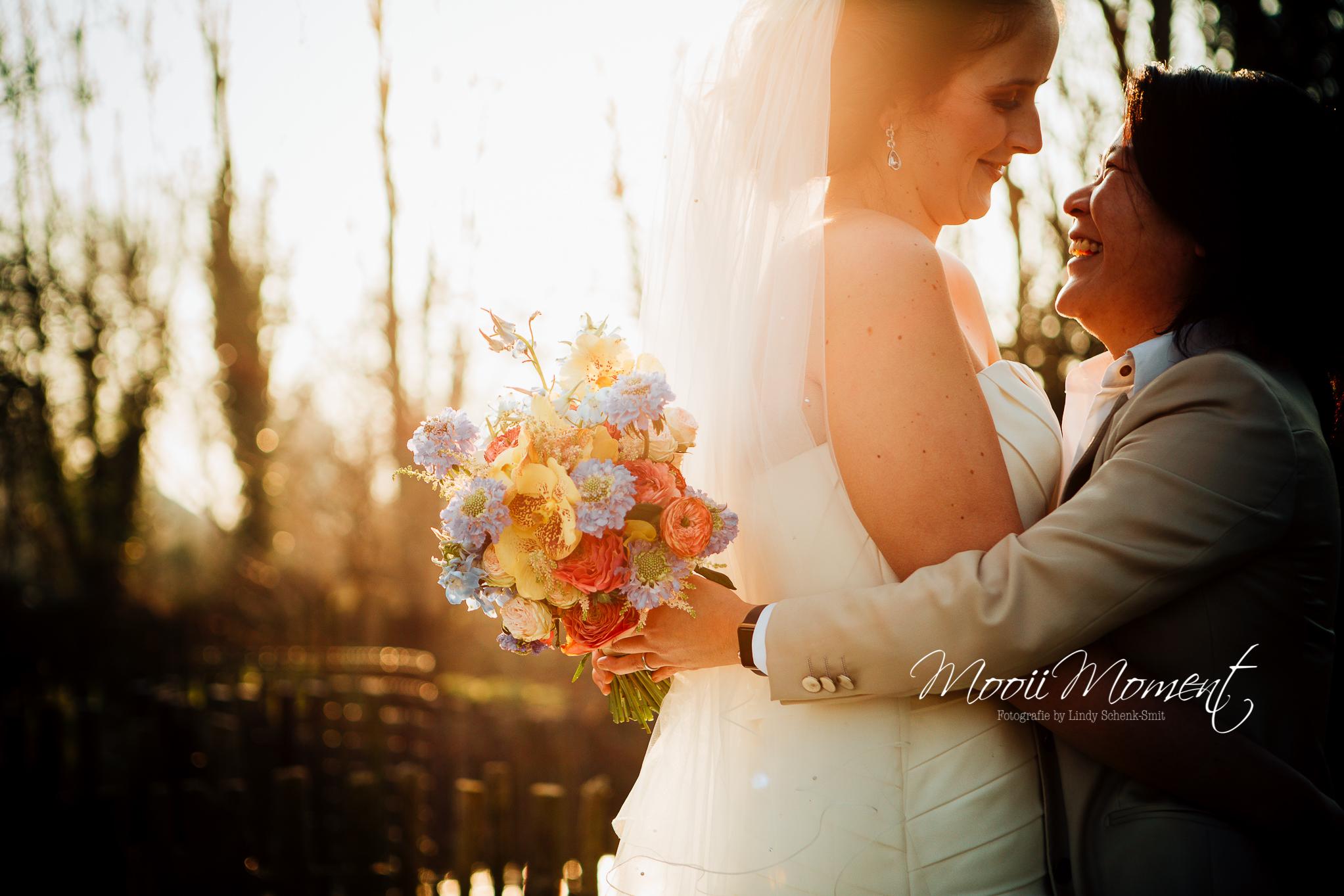Bruidsreportage de Fabriek Zuidermeer 18-02-2018