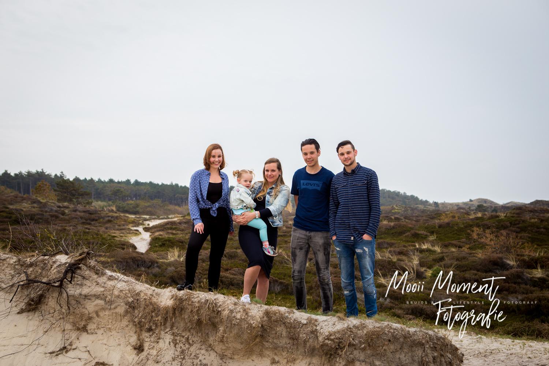 Familie reportage Harge aan zee