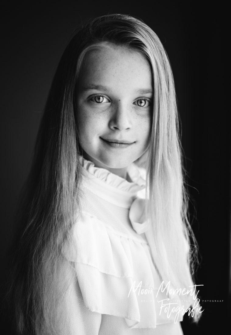 Portret van mijn oudste dochter