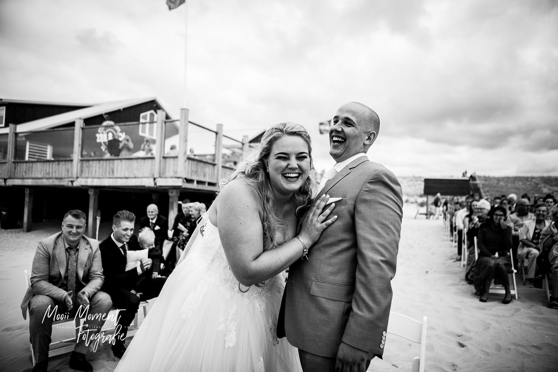 Bruiloft in  Zee & Zo || Trouwen in Petten