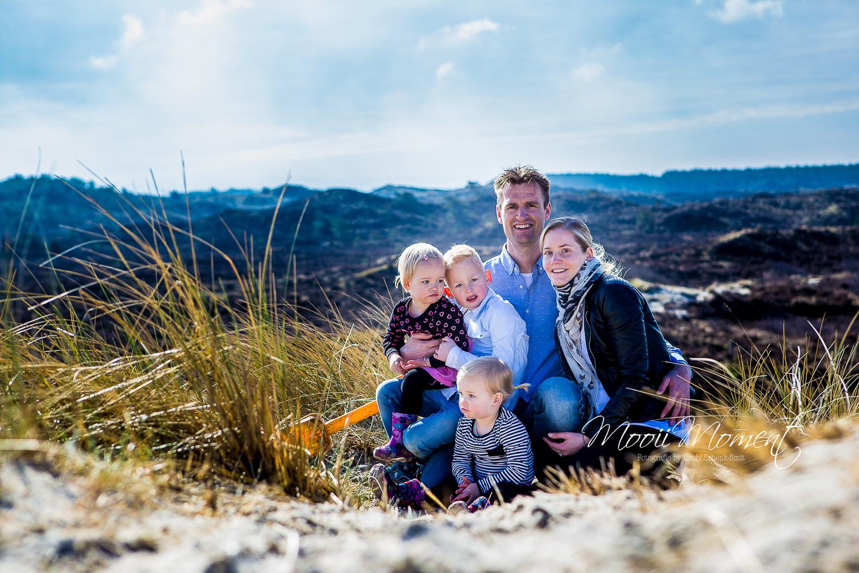 Familie reportage Hargen aan zee