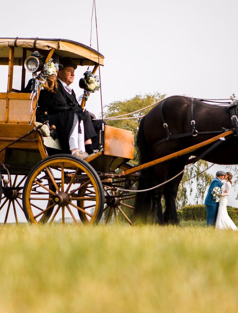 Bruiloft in Kamperveen